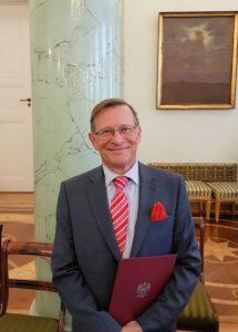 Profesor Piotr Albrecht