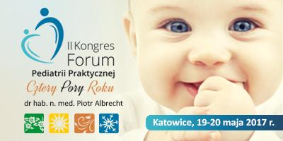 II Kongres Forum Pediatrii Praktycznej